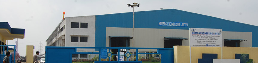 Nuberg HFD Manufacturing Fabrication Facility