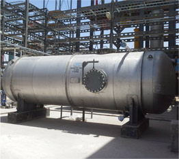 Industrial Heavy Equipment Heat Exchangers